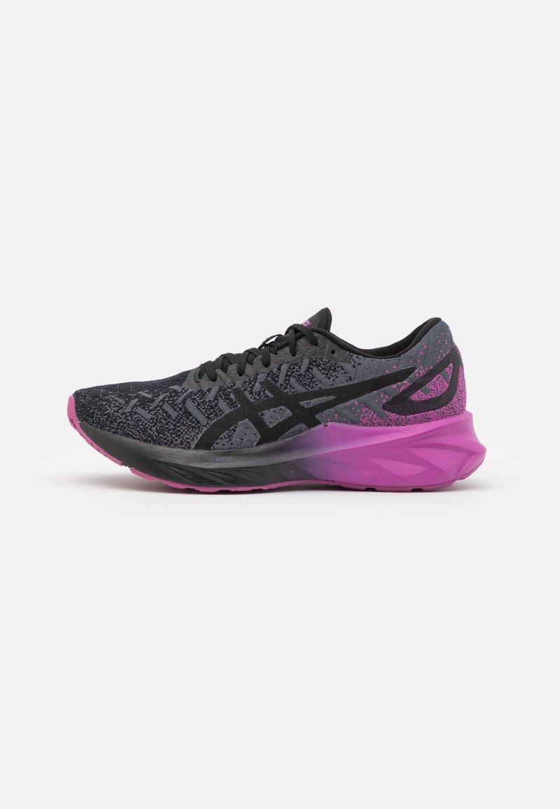 ASICS - DYNABLAST - Chaussures de running neutres - black/digital grape