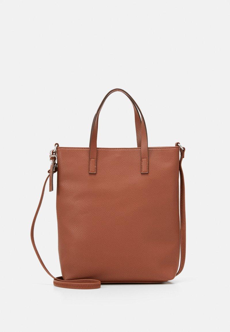 TOM TAILOR DENIM - TESSA - Handbag - cognac