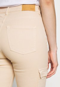 edc by Esprit - UTILITY - Trousers - sand - 5