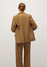 Mango - ANITA - Blazer - medium brown - 2