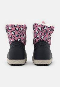 Friboo - Snowboots  - pink - 2