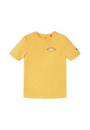 T-shirt print - orange pop orange