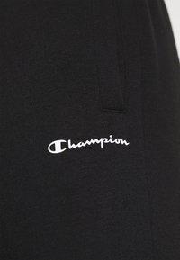 Champion - FULL ZIP SUIT SET - Träningsset - black - 8