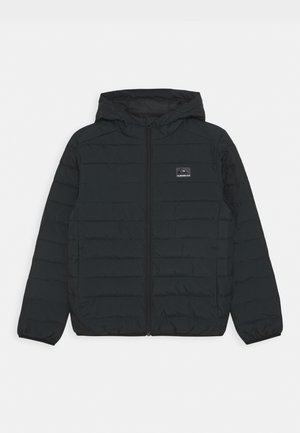 SCALY YOUTH - Winter jacket - black