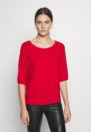 BANDANASCAF - Basic T-shirt - dark red