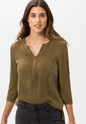 STYLE CLARISSA - Long sleeved top - olive