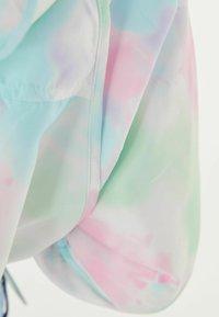 Bershka - MIT KAPUZE  - Summer jacket - turquoise - 5