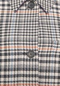 PS Paul Smith - WOMENS COAT - Classic coat - black/blue/orange - 2