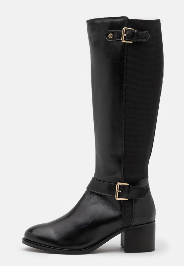WIDE FIT TILDAS - Botas - black