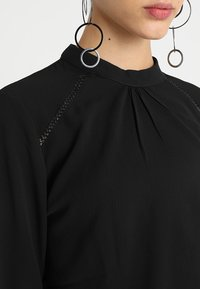 ONLY - ONLNEW MALLORY BLOUSE SOLID - Blouse - black - 5