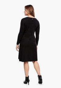 Triangle - Jumper dress - black - 2
