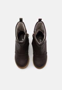 Viking - FAIRYTALE WP UNISEX - Winter boots - dark brown - 3