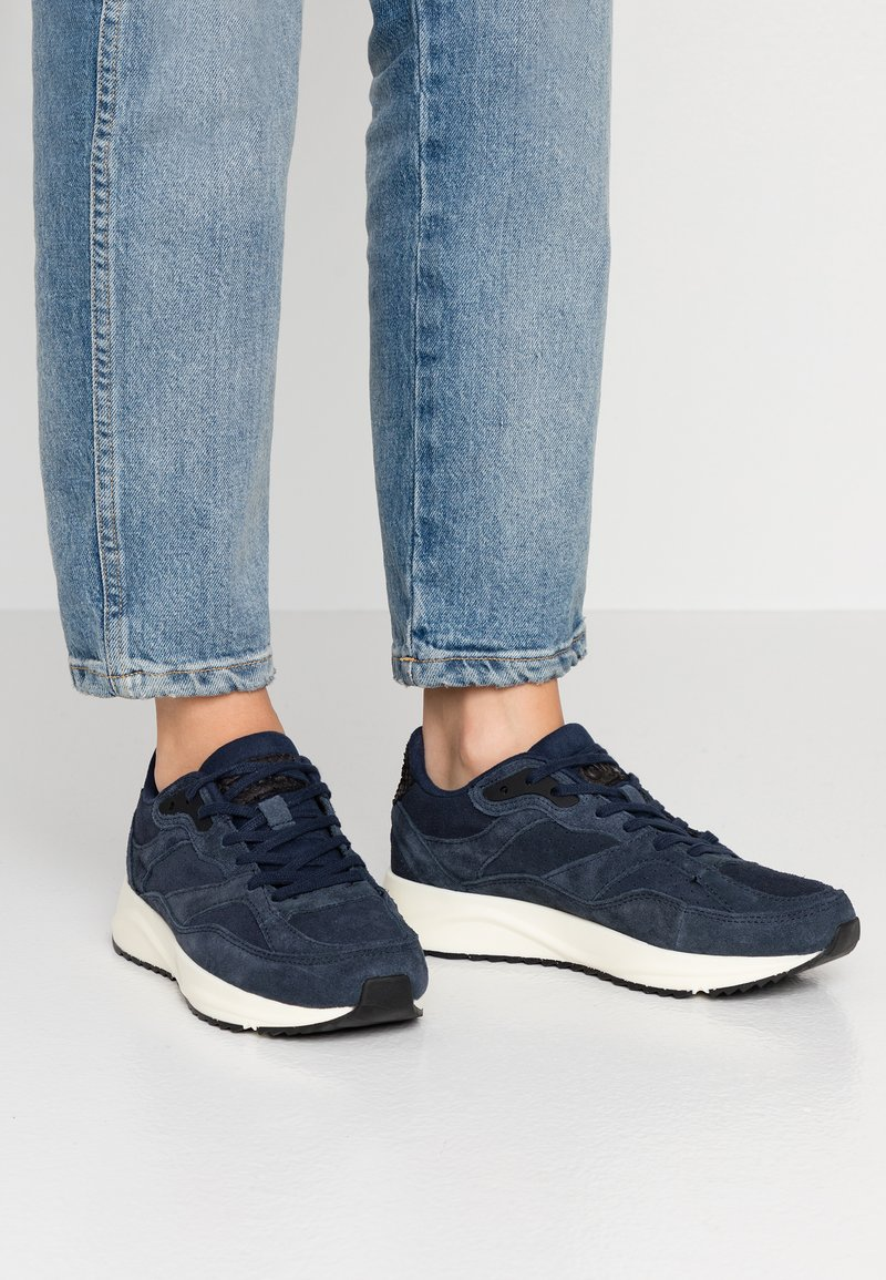 Woden - SOPHIE  - Trainers - navy