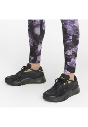 Sneakers - puma blk-nrgy yl-puma t gold