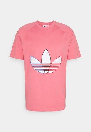 TRICOL TEE UNISEX - T-shirt con stampa - hazy rose