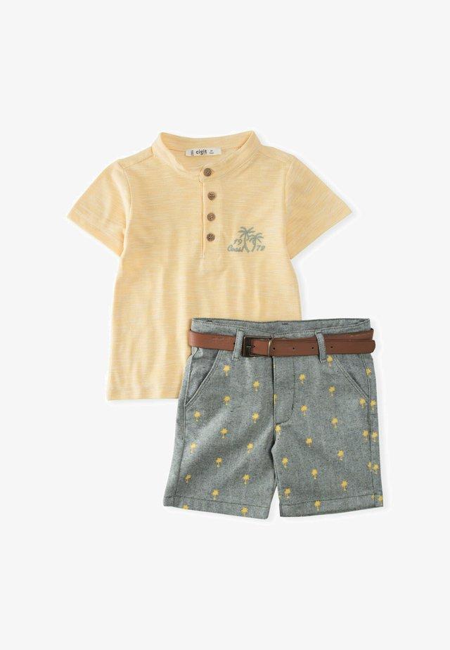 SET - Short - yellow