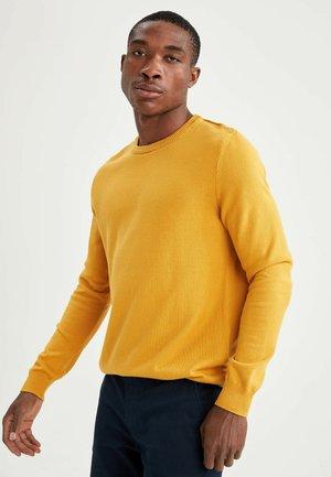 STANDART SIZE - Jumper - yellow