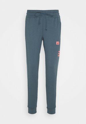 Pantalon de survêtement - blue/light pink