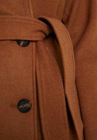 KIOMI TALL - Manteau classique - dark brown - 5
