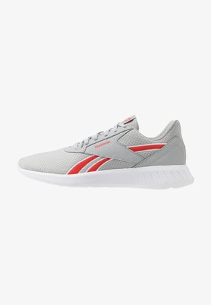 LITE  - Zapatillas de running neutras - grey/red/white