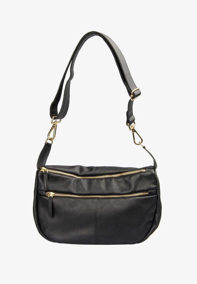 SOPHIA - Handbag - black gold