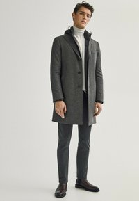 Massimo Dutti - Slim fit jeans - grey - 1