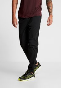 Under Armour - STORM LAUNCH PANT - Trousers - black - 0