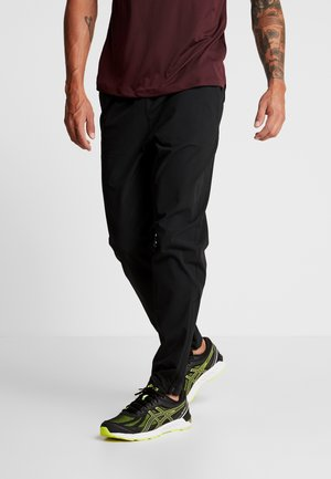 STORM LAUNCH PANT - Kangashousut - black