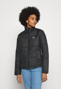 adidas Originals - PUFFER WINTER MIDWEIGHT JACKET - Giacca da mezza stagione - black - 0