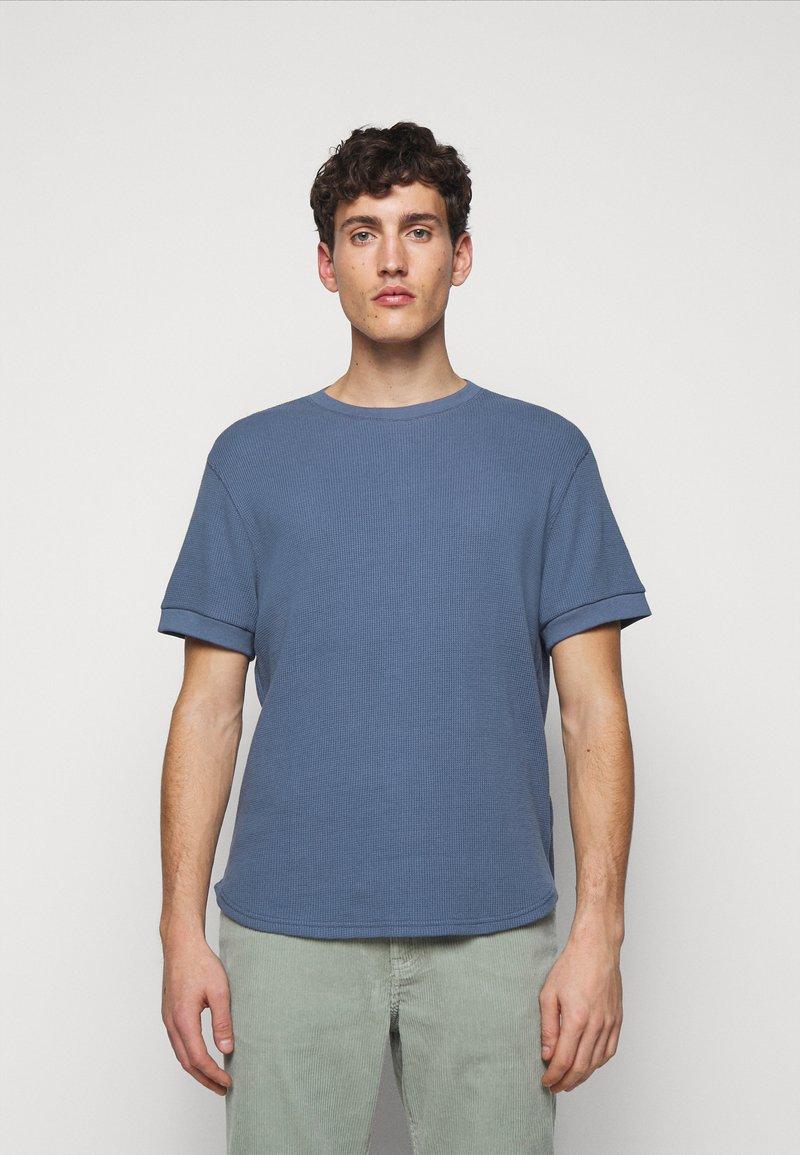 Club Monaco - SHORT SLEEVE - T-shirt - bas - wisteria