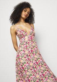 M Missoni - ABITO LUNGO - Maxi dress - multi coloured - 3