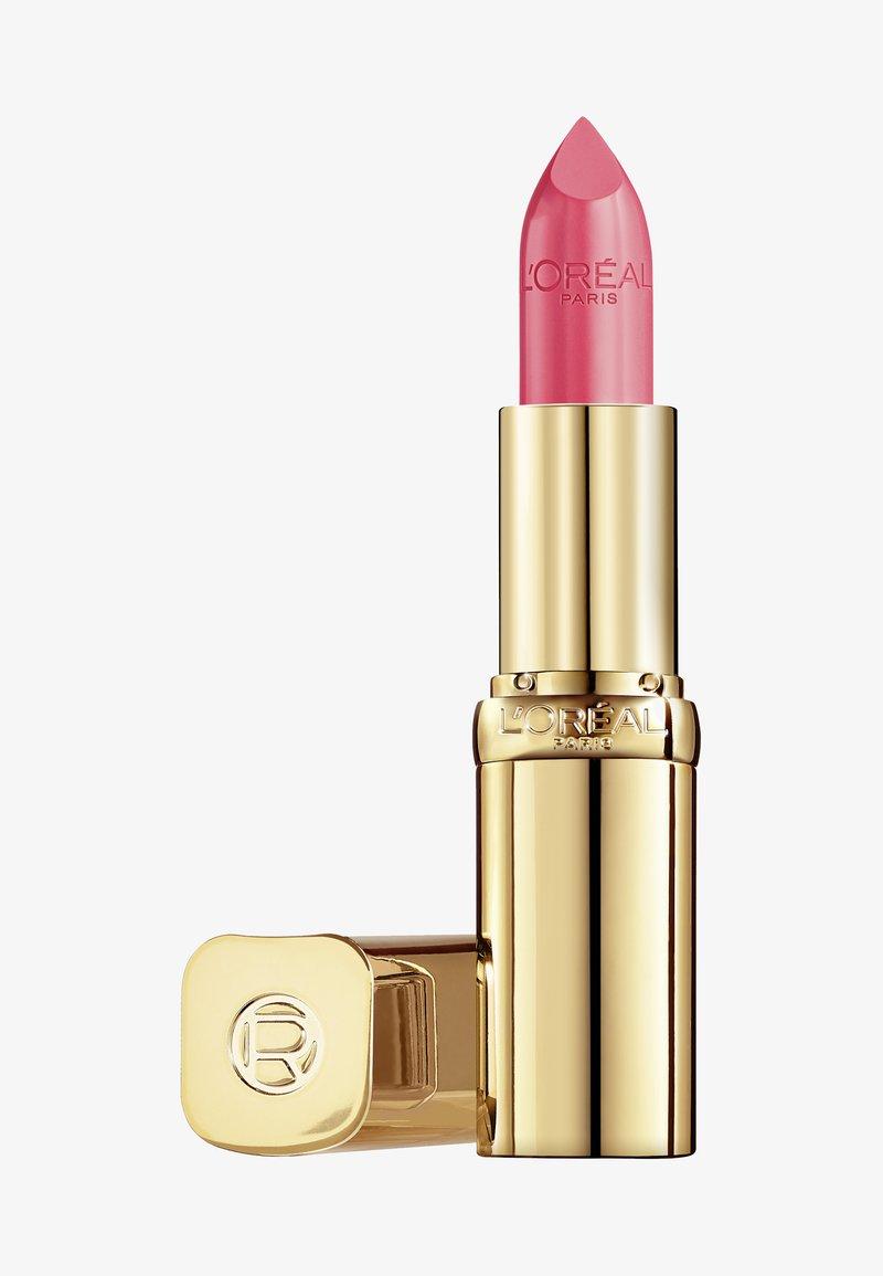 L'Oréal Paris - COLOR RICHE SATIN - Lipstick - 118 french made