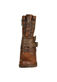 Mustang - Lace-up ankle boots - brown - 5
