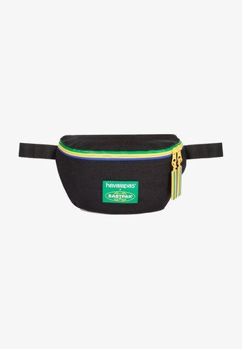 SPRINGER - Bum bag - havaianas black