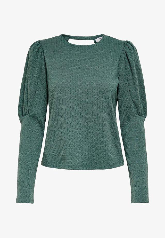 T-shirt à manches longues - Balsam Green