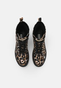Guess - OLINIA - Lace-up ankle boots - multicolor - 4