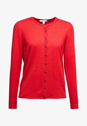 BASIC  - Cardigan - red
