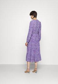 Rebecca Minkoff - ESME DRESS - Maxi dress - lilac/multicolor - 2