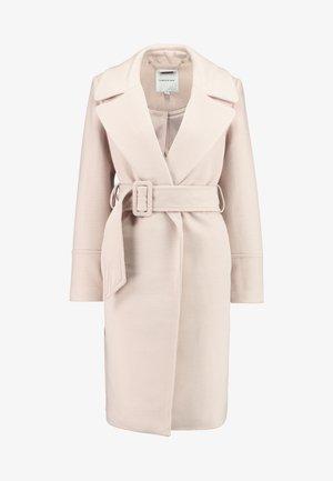 BELLA WRAP COAT - Manteau classique - soft pink