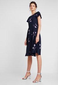 mint&berry - Day dress - dark blue - 1
