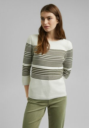 MIT ORGANIC COTTON - Jumper - off white