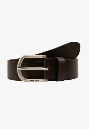 B-BALDO  - Belt business - dark brown