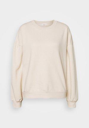 BASIC SWEATER - Sweatshirt - whisper pink