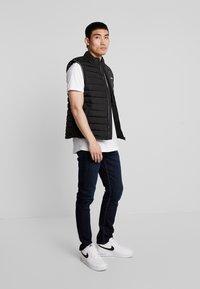 Calvin Klein Jeans - CKJ 026 SLIM - Džíny Slim Fit - dark blue - 1