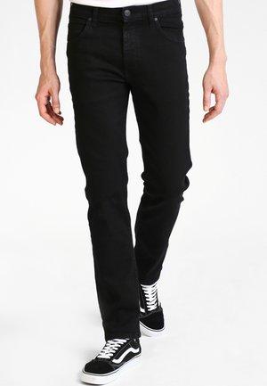 ARIZONA - Straight leg jeans - black
