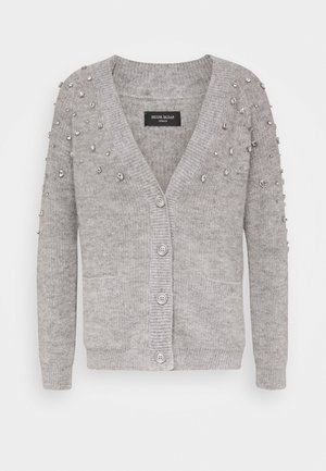 PARISA OTHELIA - Cardigan - light grey mel