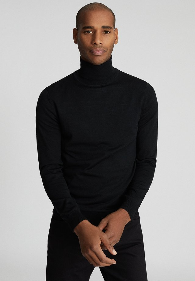 CAINE - Jumper - black