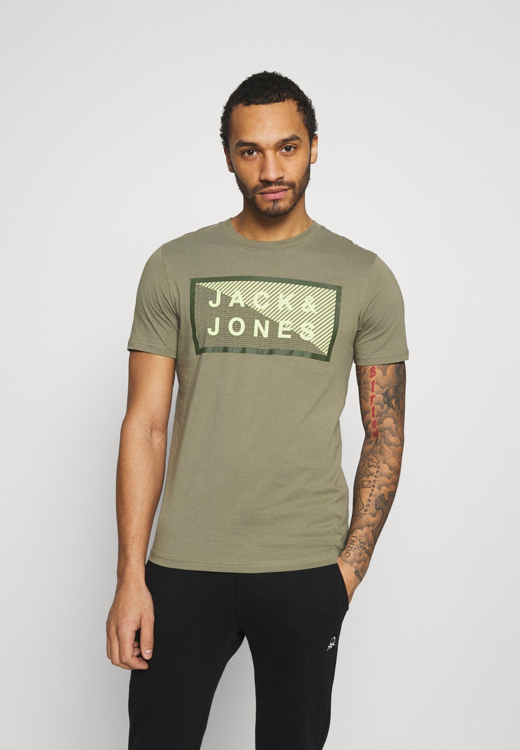 Men JCOSHAWN - Print T-shirt