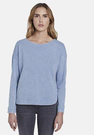 Sweatshirt - parisienne blue