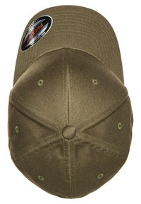 Flexfit - COMBED - Caps - olive - 5